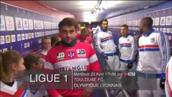 OL TV – BANDE ANNONCE TOULOUSE FC-OL